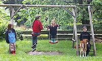 Spielplatz - Ferienhof Schmauss in Tittling