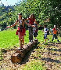 Wanderurlaub auf dem Ferienhof Schmauss in Bayern